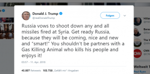 Showdown Donald Trump!